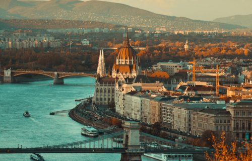 Photo of Budapest by Keszthelyi Timi from Unsplash
