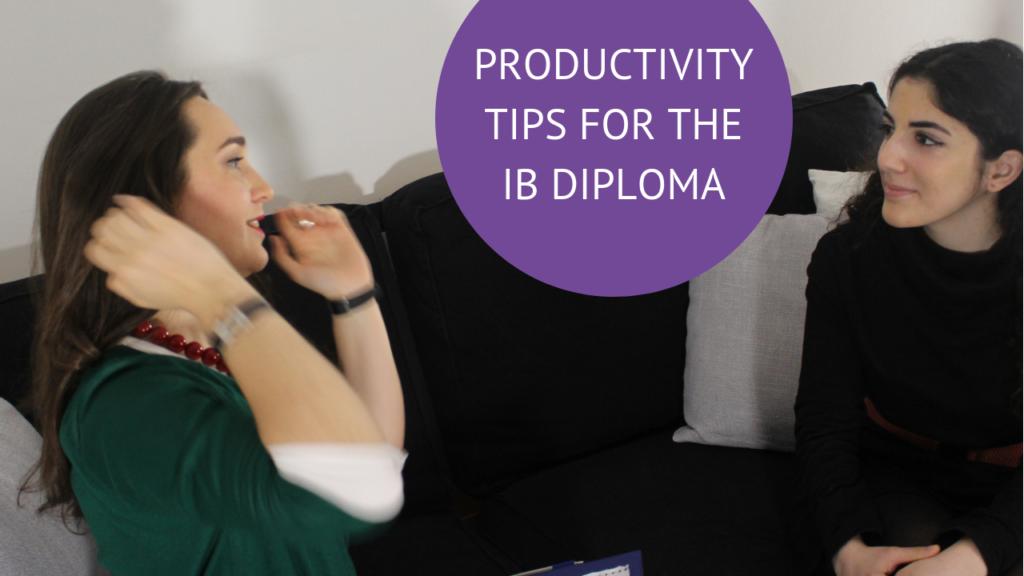 Natalia Hilale video, IB Diploma
